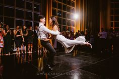 Felicia and Caleb on the dancefloor at Metropolis Events, one of Melbourne's most renowned wedding venues. Wedding Questions, Romantic Photography, Melbourne Wedding, Sunset Wedding, Felicia, Wedding Images, Hair Designs, Celebrity Weddings, Bridal Gowns