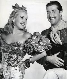 Down Argentine Way -Betty Grable - Don Ameche
