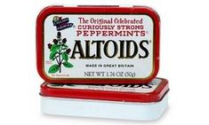 25 ways + to recycle your Altoid cans.