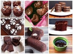 favorite gluten free chocolate recipes