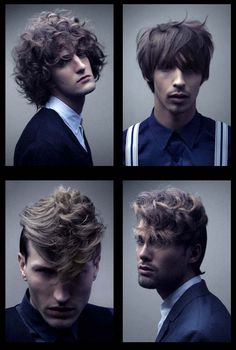 Hairstyles for Men - This Seasons Next Hot