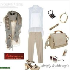 Simply & Chic Style