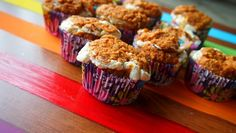 Undressed Skeleton — Low Calorie Pumpkin Cream Cupcakes variation of 500 calorie pumpkin bread ...