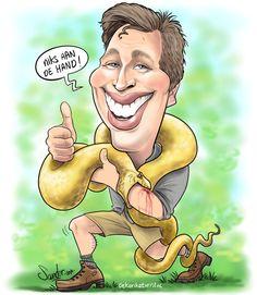 De Karikaturist - Karikaturen - Portfolio