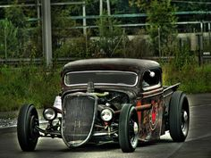 - THE RAT ROD - by AmericanMuscle on @deviantART