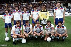 June Championship Wembley England vs Scotland England back row left right Gordon Cowans Peter Withe Trevor Francis Glenn Hoddle Peter. Retro Football, Sport Football, Football Shirts, Kenny Sansom, Phil Neal, England Football Players, England Kit, Trevor Francis, English Football League
