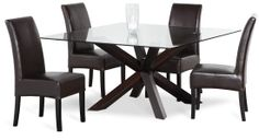xyx Glass Dining Table, Dining Chairs, Dining Room, Nick Scali, Veronica, Interior, House, Decor Ideas, Furniture