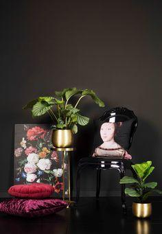 Lerretsbilde Blomster 299,- Kremmerhuset