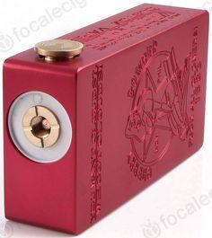 Vapoplans: Mod box méca Cherry Bomber (clone) - 23,60€ fdp in...