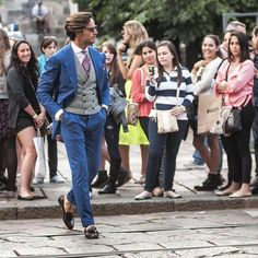 Mr. Raro @ Pitti Uomo (bron: instagram)