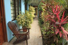 los almendros hallway   - Costa Rica