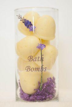 Bath bombs The Best DIY Beauty doTERRA Recipes