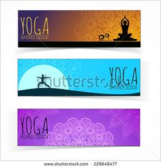 Yoga Vector Stock Photos, Images, & Pictures | Shutterstock