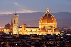 Catedral de Florencia,Italia.