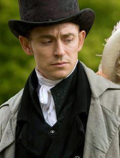 JJ Feild as Mr. Henry Nobley in Austenland (2013).