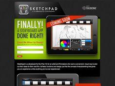 SketchPad: A Filmmaker's Storyboard