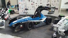 ETSEIB Motorsport Electrical Car has used SuperSap for some of the composite parts.