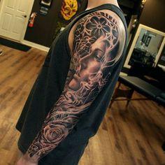 @travisgreenough Ajax ON Canada #tiintxd #artistsneverdie #artliveson #photooftheday #blackandgrey #tattoo #tattoos #tattooed #tattoolife #ink #inked #art #artist #artwork #instaart #skinart #tattooart #bodymod #bodymodification #like4like #likeforlike #instagood #instadaily #daily #post #vancity #6 #yvr #yyz #worldwide by: @tiintxd