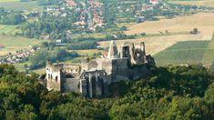 Somlói vár, Tátika vára, Rezi vára: a Dunántúl három kihagyhatatlan várromja   Sokszínű vidék City People, Cities, Landscapes, Paisajes, Scenery, City