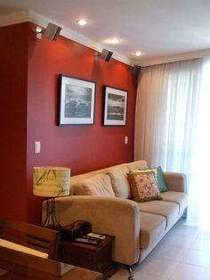 Sala - Apartamentos pequenos: 320 projetos de profissionais de CasaPRO - Casa