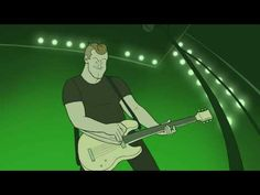 """Teenage Bottlerocket's Music Video for """"Bigger Than Kiss"""" from the album """"They Came From The Shadows"""" on Fat Wreck Chords. http;//www . fatwreck . com Directed & Animated by Ben Levin Additional After Effects work by Matt Burnett http://www.fortaxreasons.com"""