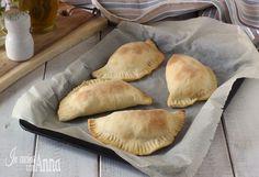 Panzarotti al forno (senza lievito) Finger Food, Fett, Bakery, Panini, Pizza Pizza, Bread, Oven, Pies, Brot