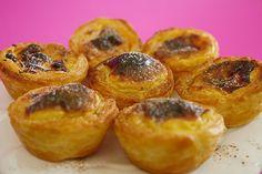 Pastéis de Leite Condensado e Limão | SaborIntenso.com