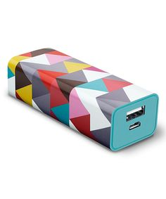 I need this for when my iPhone dies in the middle of the day! portable charger!   Look at this Josie Tribeca Portable Power Bank on #zulily today!