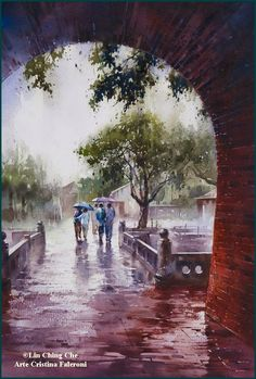 Biography: Taiwanese painter Lin Ching Che is a member of several major association...