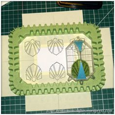 Mini Makes with Inkadinkado Stamping Gear - 7
