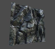 ESCAPE - Tower of Moria - lonelysquare - Polycount Forum