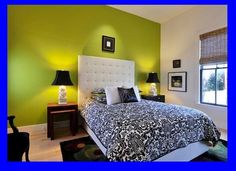 Bedroom Accent Colors #accentcolors #bedroomdesign