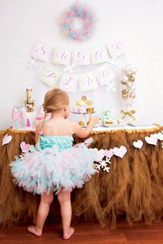Sweet Sugar Plum Fairy Christmas party