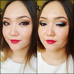Bello maquillaje de @katyamakhlay Instagram