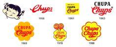 logos_chupa_chups #evolucionChupachups #chupachups #logoChupachups