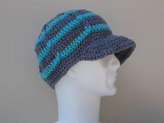 Hat Brim / Peak Crochet Tutorial - YouTube www.bobwilson123.org