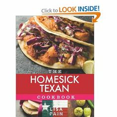 Homesick Texan Cookbook #Lisa_Fain Highly Recommend! The Green Chili ...