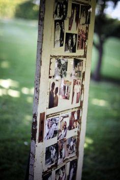 Vintage Wedding Must-Do: Wedding Door Decor | OneWed