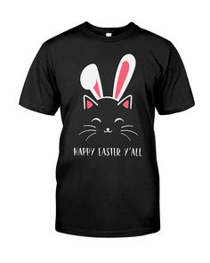 Love My Life Happiness Easter Bunnies Short-Sleeve Unisex T-Shirt