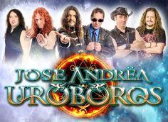 Extensa gira de JOSE ANDRËA Y URÓBOROS