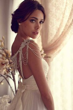 Wedding Dresses: Anna Campbell Gossamer Collection - Aisle Perfect