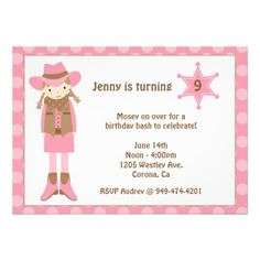 ==>Discount          Cowgirl Birthday Invitation           Cowgirl Birthday Invitation online after you search a lot for where to buyHow to          Cowgirl Birthday Invitation Here a great deal...Cleck Hot Deals >>> http://www.zazzle.com/cowgirl_birthday_invitation-161592775145870047?rf=238627982471231924&zbar=1&tc=terrest