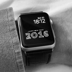 Happy New Year  #applewatch #applewatchface #applewatchfaces #applewatchcustomfaces #wallpaper #applewatchhwallpaper #watchface #watchos2 #watchos #apple #applestore #appstore #iphone #iphone5 #iphone5s #iphone6 #iphone6plus #iphone6s #iphone6splus #ipad #iphoneonly #applewatchsport #applewatchedition #newyear #happynewyear #2016