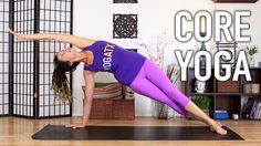 Core Strength Yoga - 15 Minute Abs & Core Workout