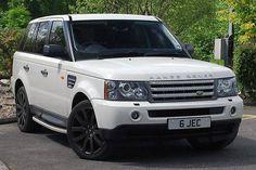 2008 Land Rover Range Rover Sport 3.6 HSE (TDv8) | £24,995