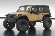 jeep easter safari  concepts revealed moab unveils six automotive eggs