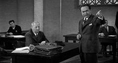 Jay Adler , Edward G. Robinson. Illegal 1955, Film Noir