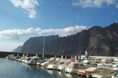 Puerto Los Gigantes en Tenerife - Amazing Places to Discover in the Canary Islands