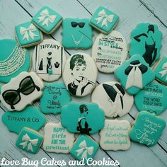 Breakfast at Tiffanys | Cookie Connection