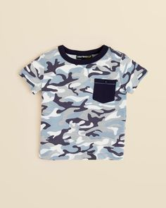 Bloomie's Infant Boys' Camouflage Tee - Sizes 9-24 Months